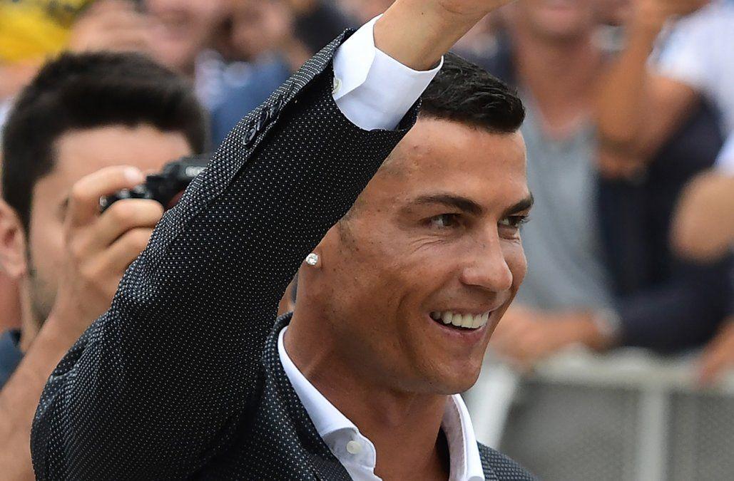 Ronaldo se afianza como líder de los goleadores en el Calcio