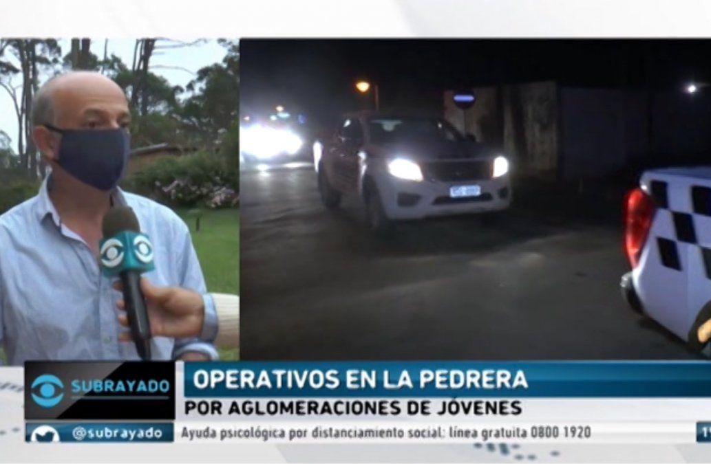 Descontrol en La Pedrera y Punta del Diablo preocupa a las autoridades