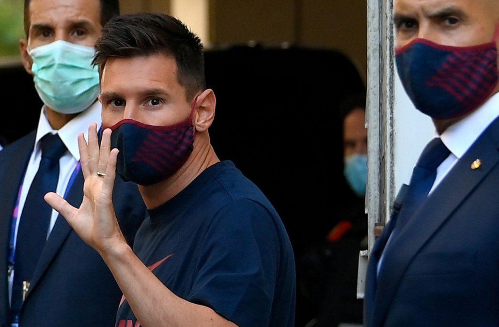 Messi ya es líder en solitario de los goleadores de LaLiga