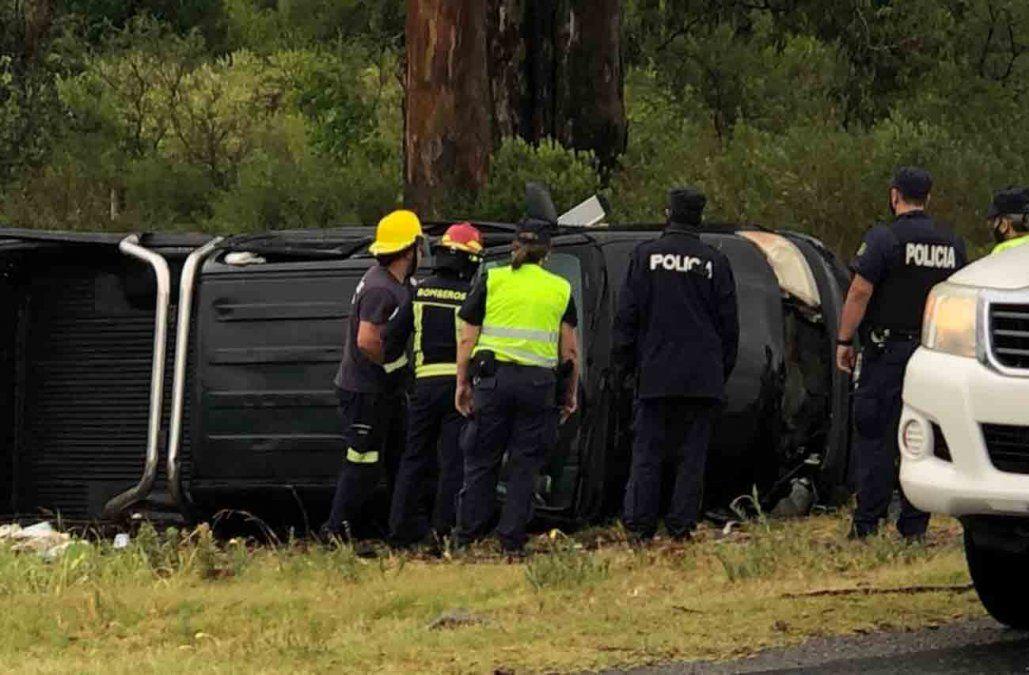Dos jóvenes de 19 años murieron tras accidente cerca de Young