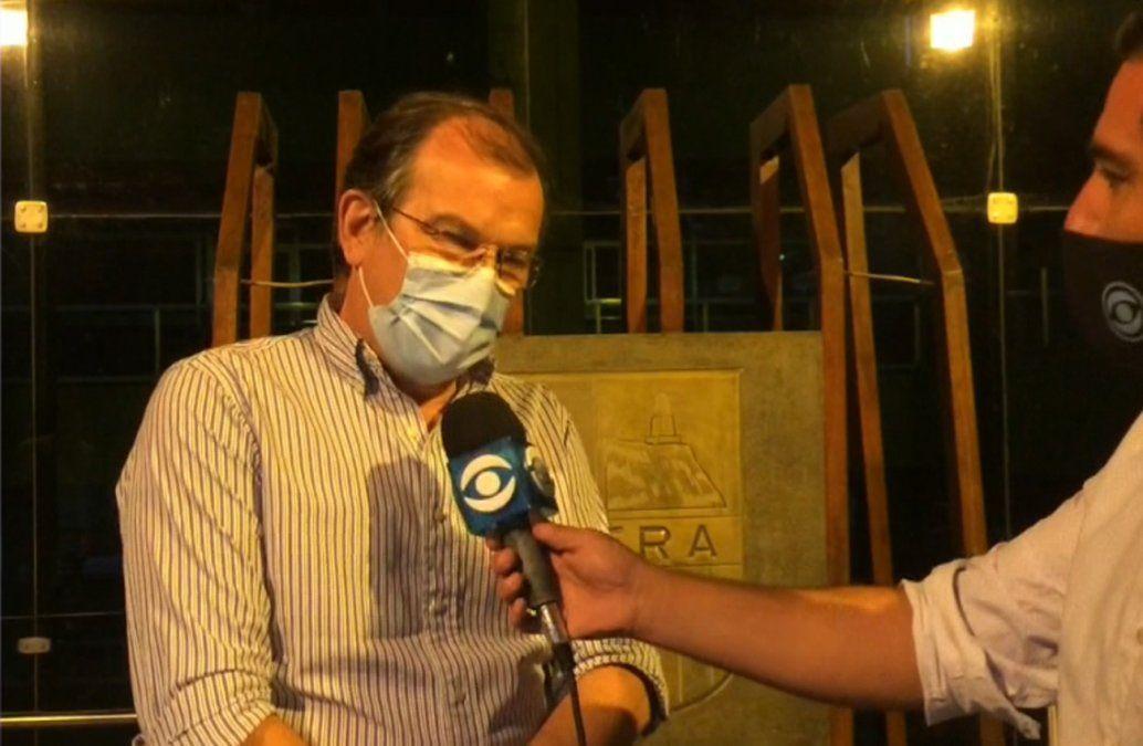 Rivera pide aumentar el testeo y tener prioridad cuando llegue la vacuna