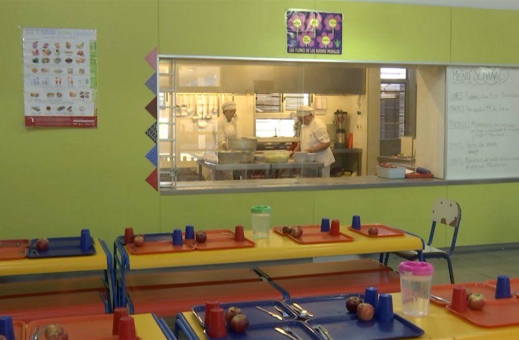 ANEP extiende prórroga de inscripción para alimentación escolar