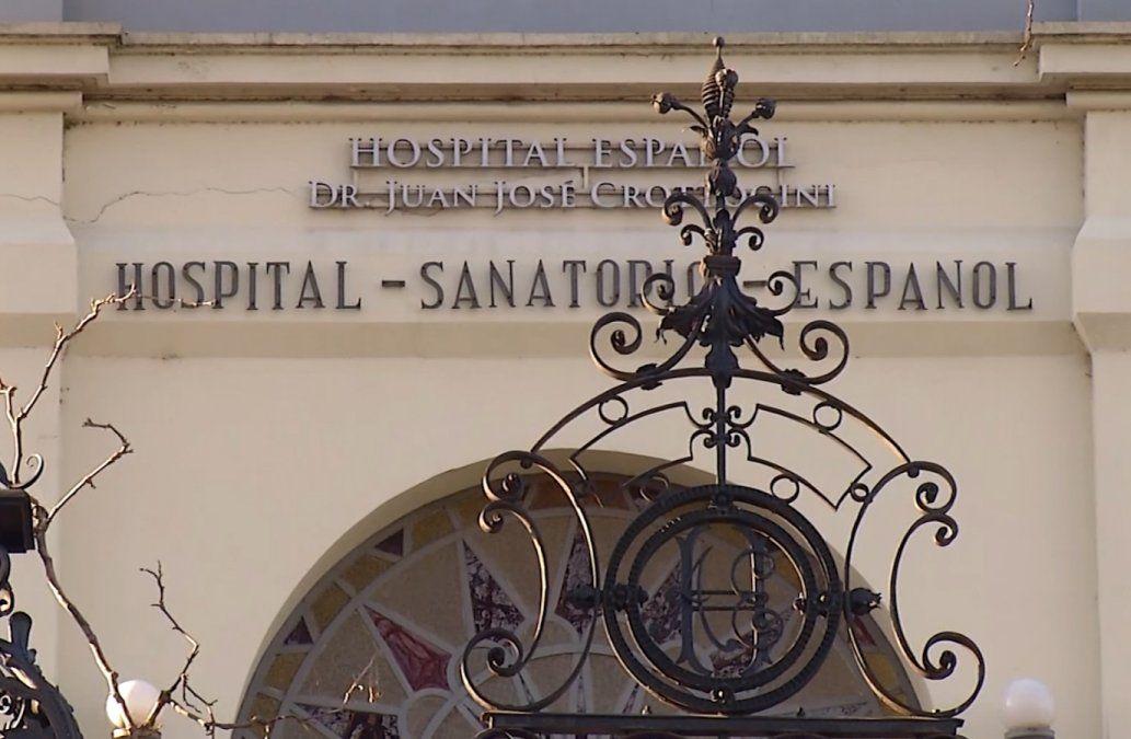 Gremio del Hospital Español reclama por camas vacías en CTI sin personal