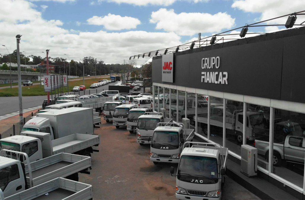 JAC Motors, marca Nº1 en venta de camiones livianos por octavo año consecutivo