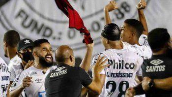 Santos jugará la final de la Libertadores contra Palmeiras tras golear a Boca