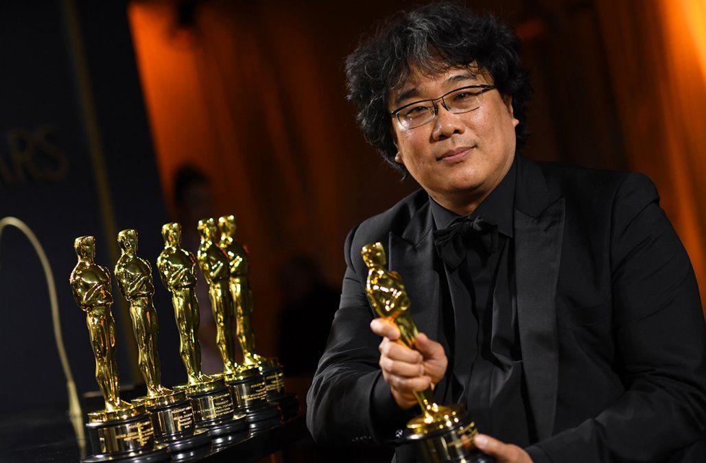 Director de Parásitos presidirá el jurado del Festival de Cine de Venecia