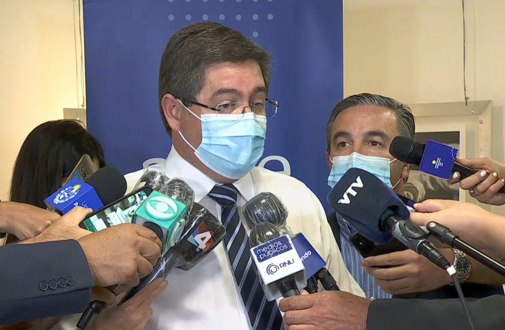 Presidente de ASSE a favor de que la vacuna contra el Covid sea obligatoria