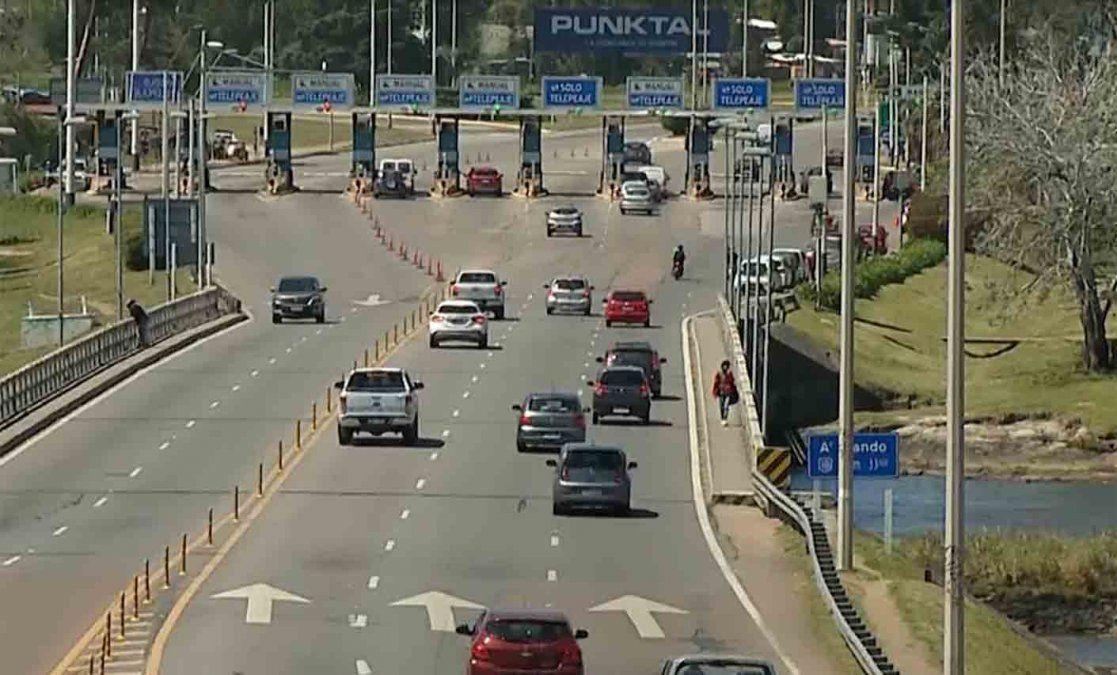 Policía Caminera puso en marcha el operativo retorno en las rutas del Este