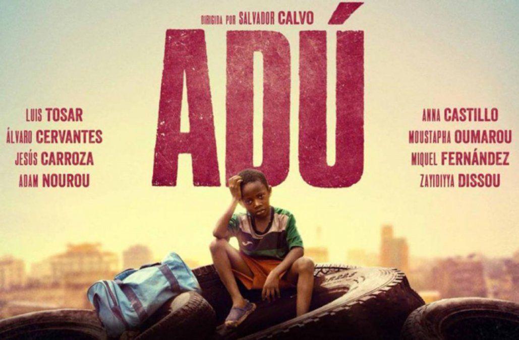El drama sobre la emigración Adú, de Salvador Calvo, favorita para los Premios Goya