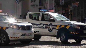 Balacera en Aires Puros terminó con dos detenidos y un arma incautada