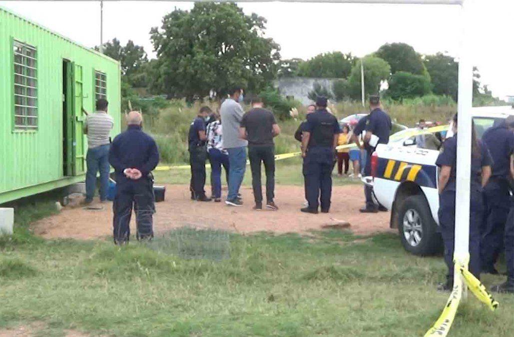 Investigan el asesinato a puñaladas de un sereno en Las Piedras