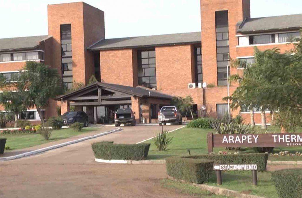 Intendencia de Salto cerró por cinco días hotel donde funcionarios hicieron una fiesta