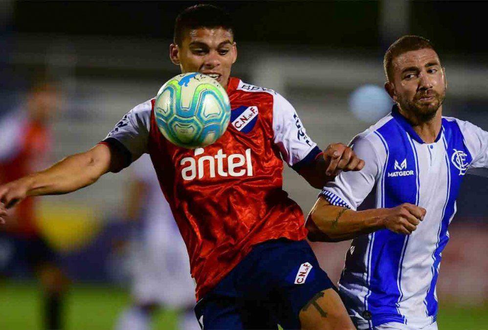 Nacional y Cerro Largo empataron 0 a 0 por la segunda fecha del Clausura