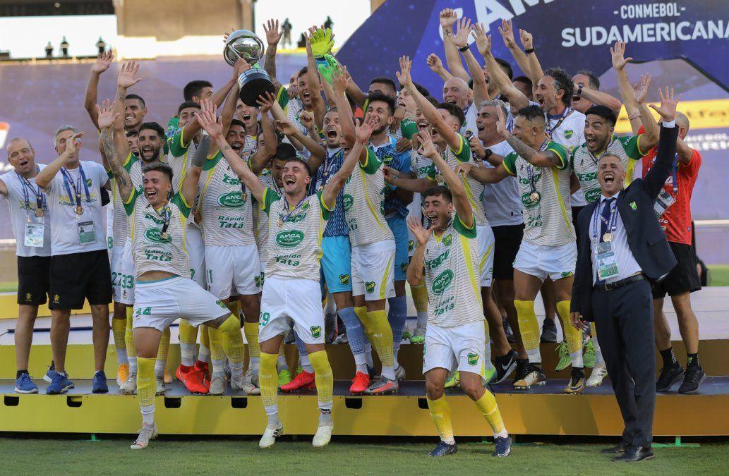 Defensa y Justicia gana la Copa Sudamericana 2020