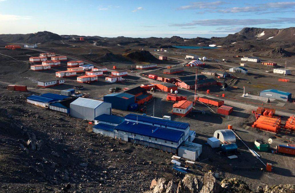 Sismo de 7,1 en la Antártida y otro de 5,9 en Santiago