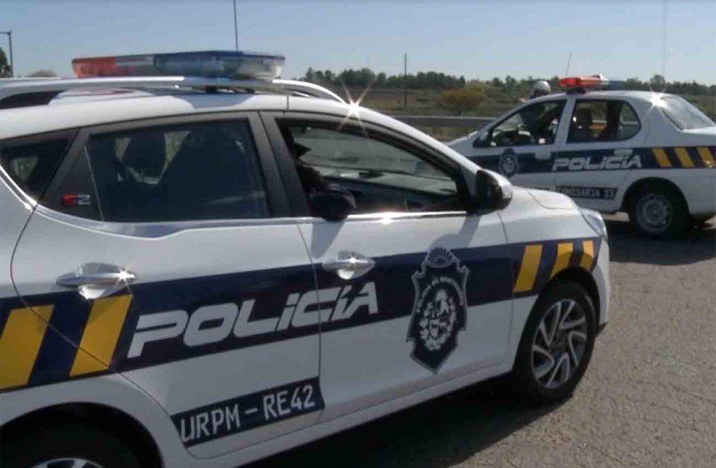 Cuatro personas detenidas tras allanamientos en El Pinar