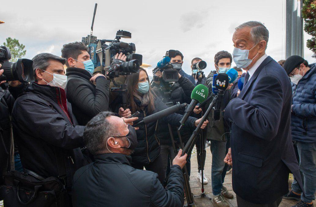 Reelegido el presidente de Portugal en primera vuelta