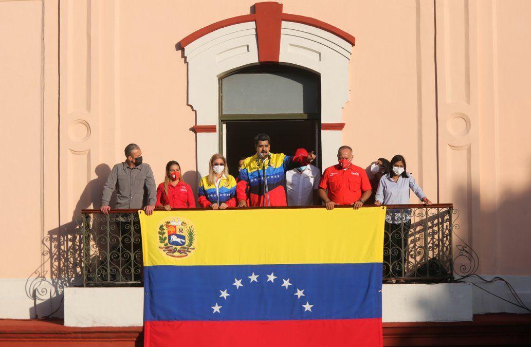Nicolás Maduro invita a Biden a construir un nuevo camino