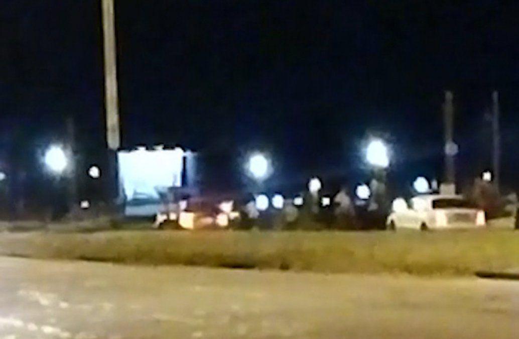 Picadas en Barra de Carrasco: debió intervenir la policía