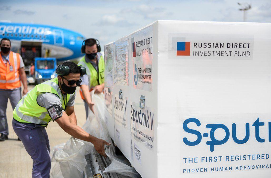 Embajador ruso ofrece la vacuna Sputnik-V y la posibilidad de producirla en Uruguay