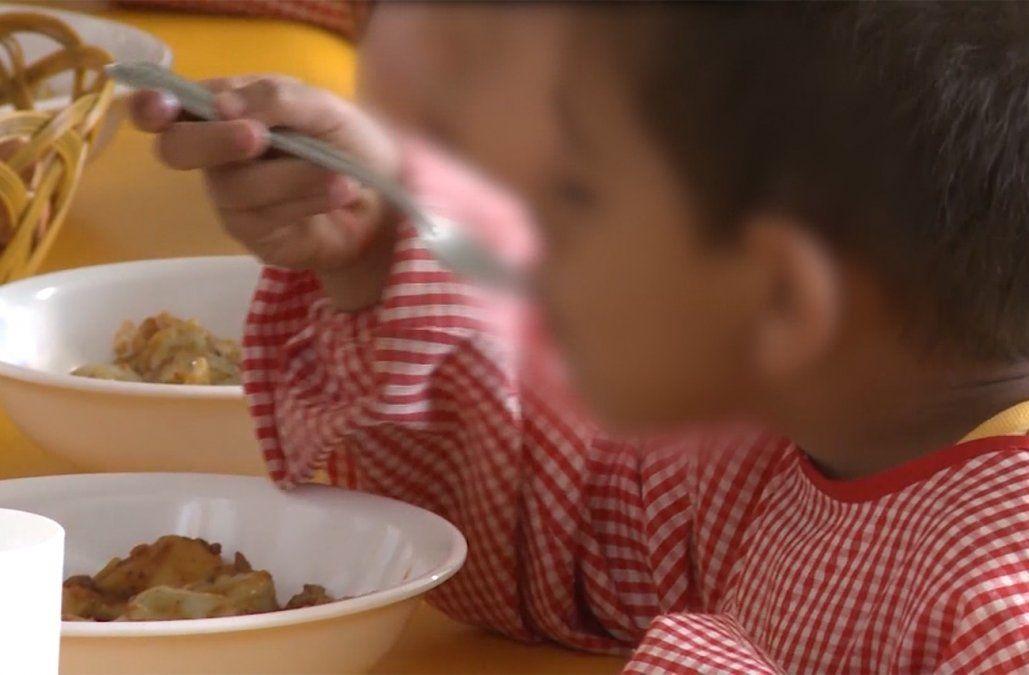 Casi 100 mil escolares recibirán el beneficio de alimentación el próximo 27 de enero