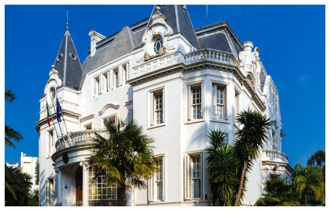 Embajada de Italia en Montevideo