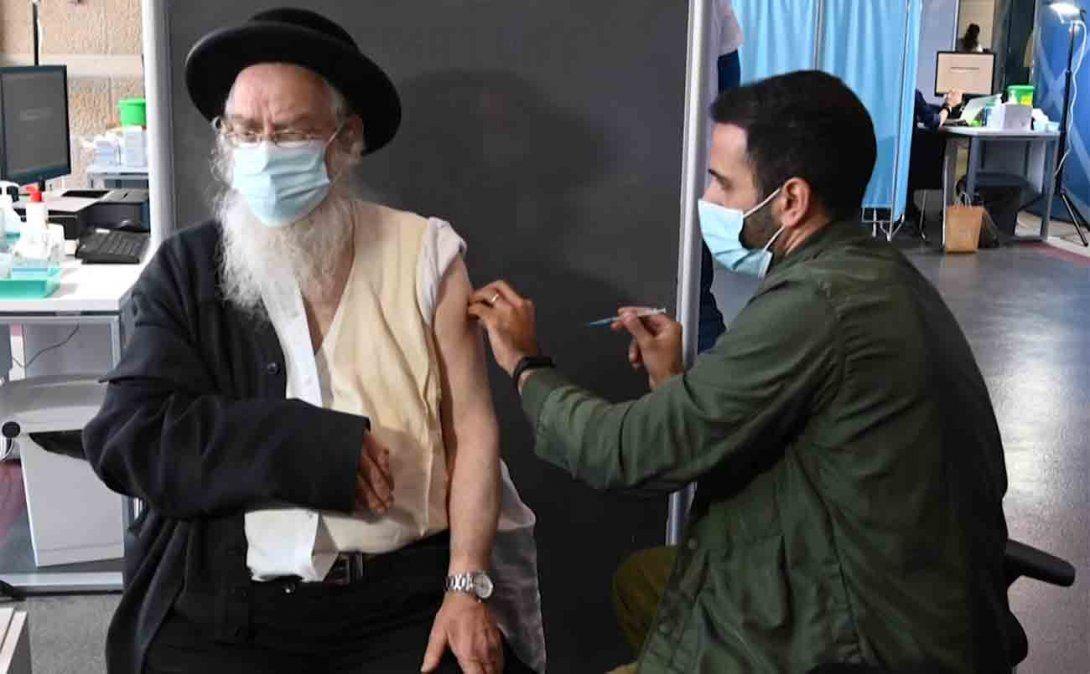 Campaña de vacunación de Israel es la más eficiente del mundo