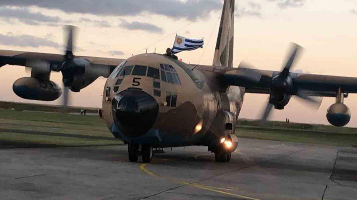 Fuerza Aérea irá la semana próxima a EE.UU. a buscar 4 ultrafreezers