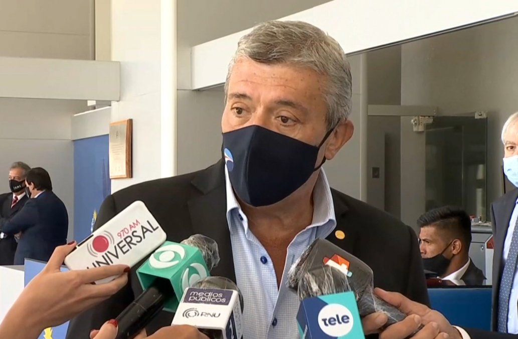Salgado pidió a Presidencia prioridad para vacunar a los trabajadores del transporte