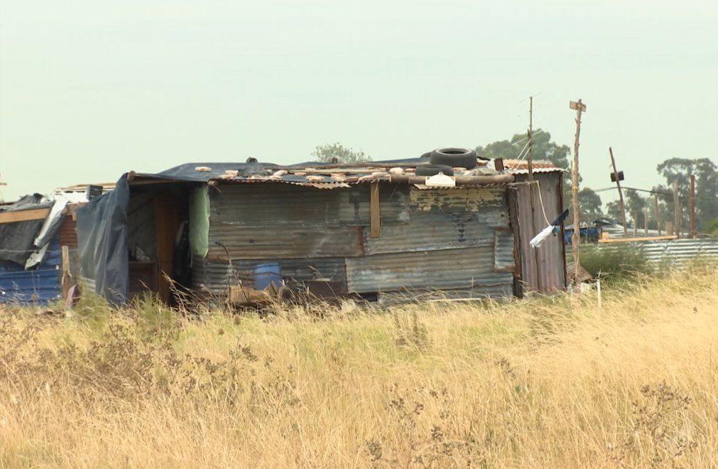 300 familias del asentamiento Nuevo Comienzo esperan una solución de vivienda