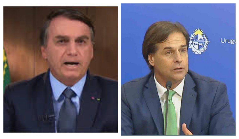 Primer viaje de Lacalle Pou será el 3 de febrero para reunirse con Bolsonaro