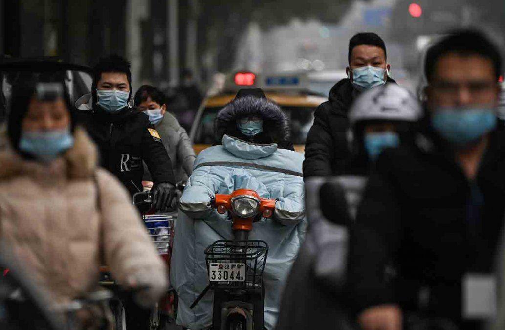 La OMS inicia su investigación en Wuhan para determinar cómo se originó el Covid-19