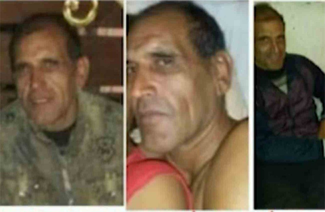Buscan a un hombre de 57 años que está desaparecido desde hace cuatro días