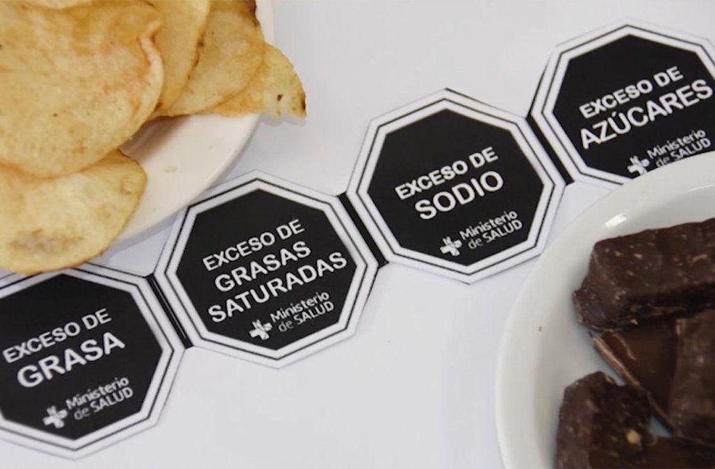 Elevan la cantidad de sodio, azúcar y grasas permitidas para el etiquetado de alimentos