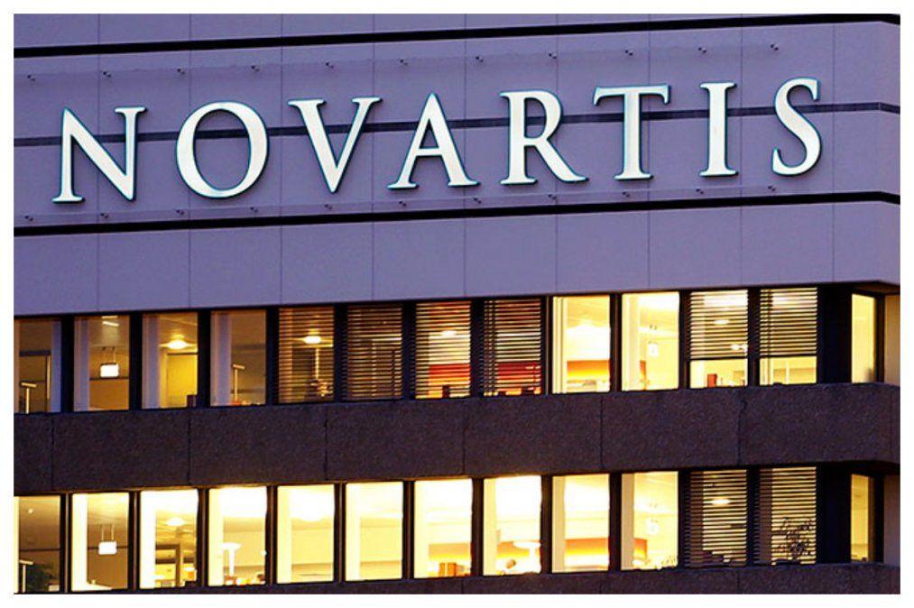 Grupo suizo Novartis ayudará a Pfizer/BioNTech a producir su vacuna