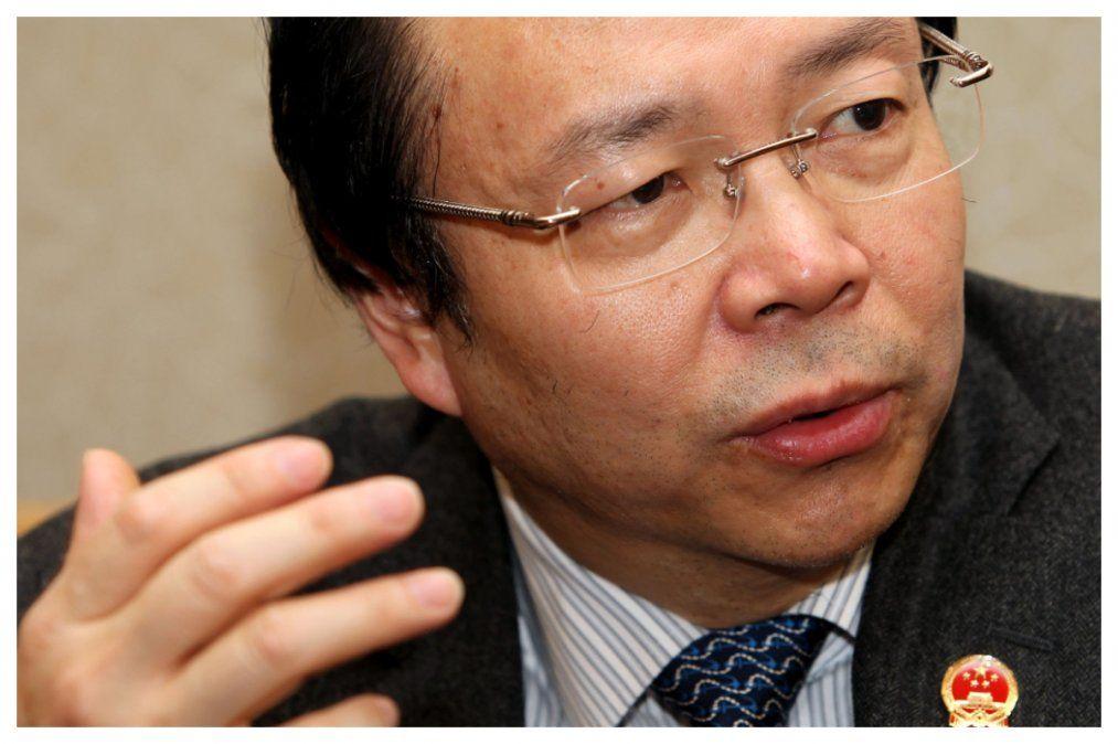 Justicia china ejecuta a exbanquero Lai Xiaomin acusado de corrupción y bigamia