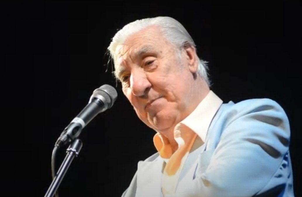 Falleció Luis Guarnerio, actor y humorista de larga trayectoria, creador de Ciclisto Pedales