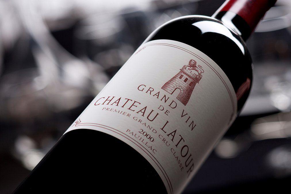 Grand Vin de Château Latour. Fuente: Uwine / velvet-mag.lat
