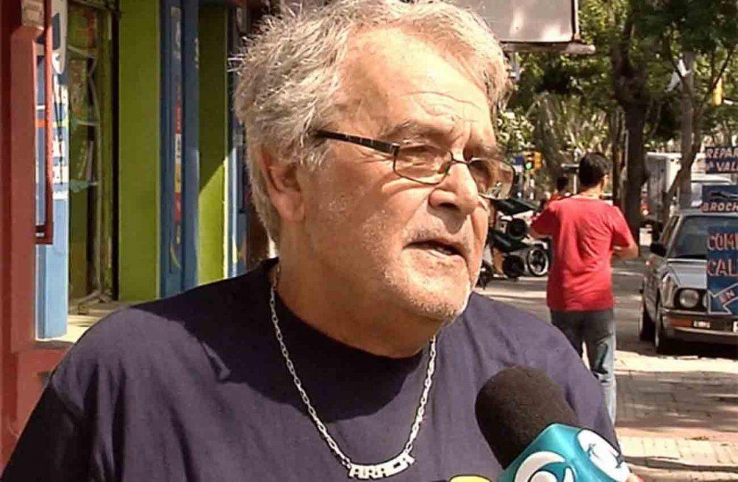 Integrantes de Araca La Cana homenajearon al legendario Catusa Silva