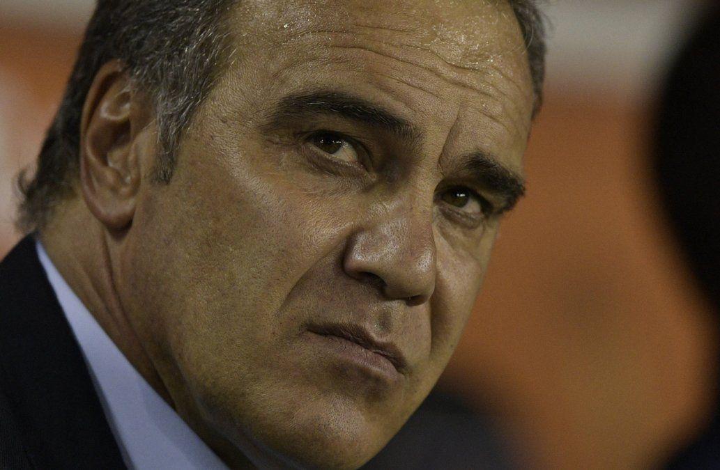 El objetivo principal es clasificar con Chile, dice Lasarte