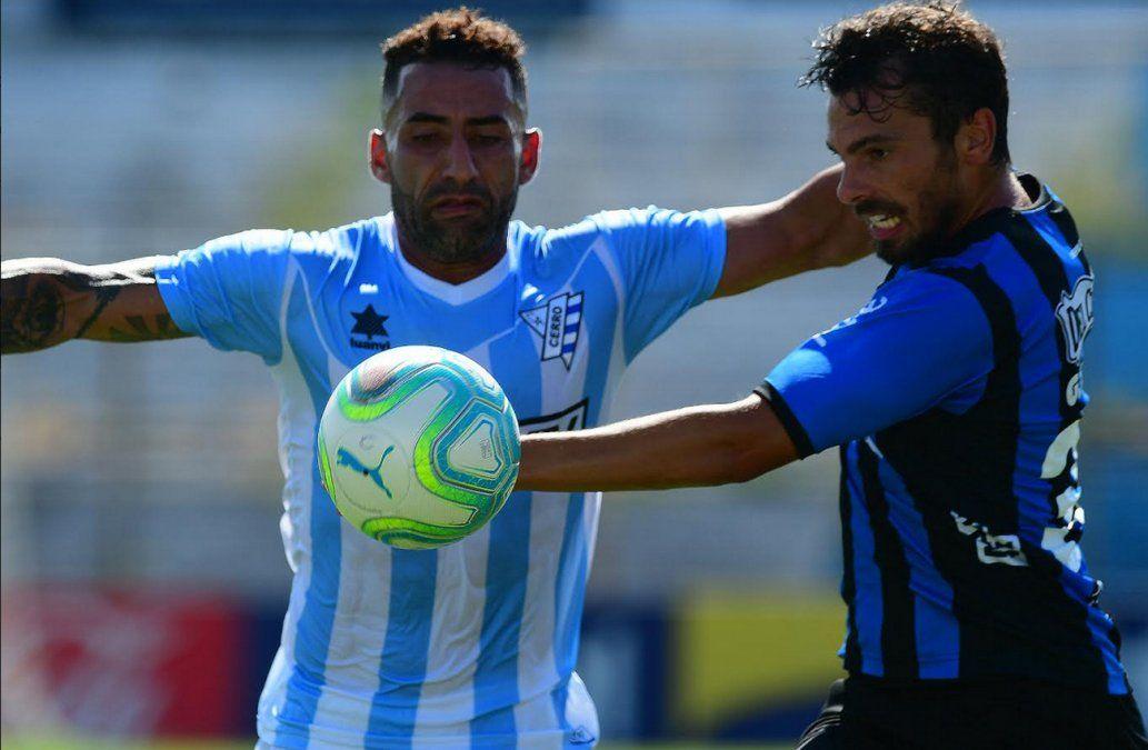 Cerro y Liverpool empataron 1 a 1 en el estadio Luis Tróccoli