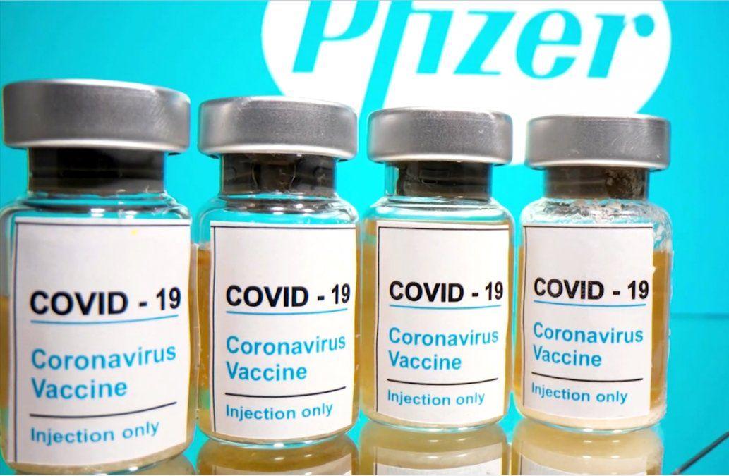 Vacuna de Pfizer eficaz en un 94% según un estudio israelí