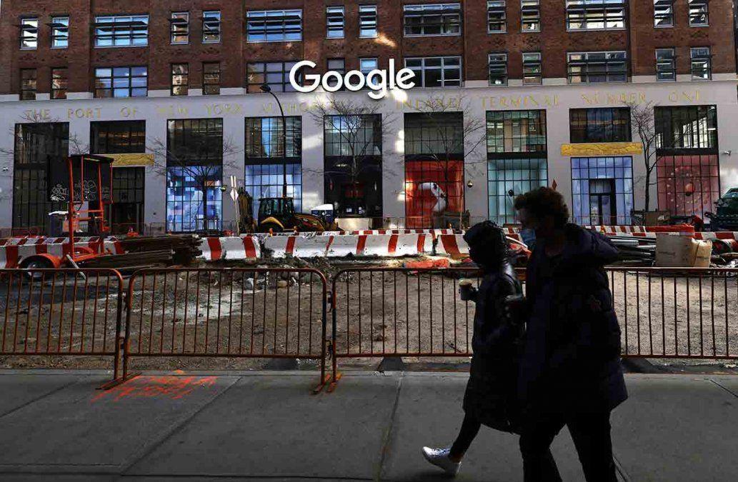 Francia impone multa de 1 millón de euros a Google por una clasificación engañosa de hoteles
