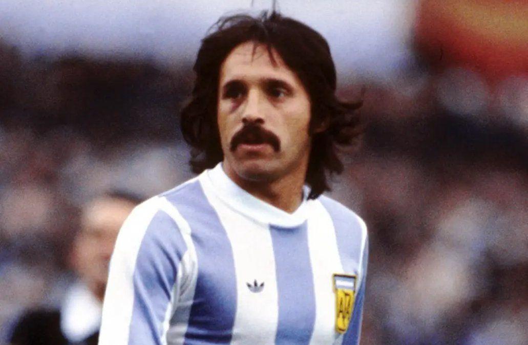 Figura de Argentina 78, Leopoldo Jacinto Luque, murió por Covid-19