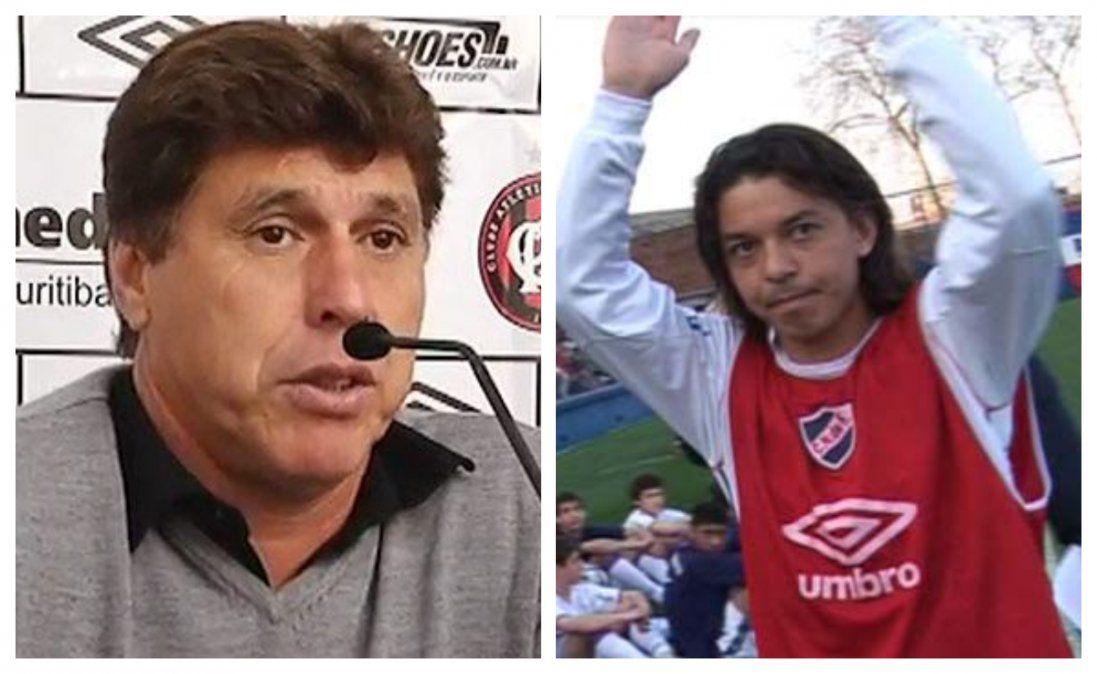 Carrasco y Gallardo tienen muchas cosas en común: ambos vistieron la 10 de River argentino