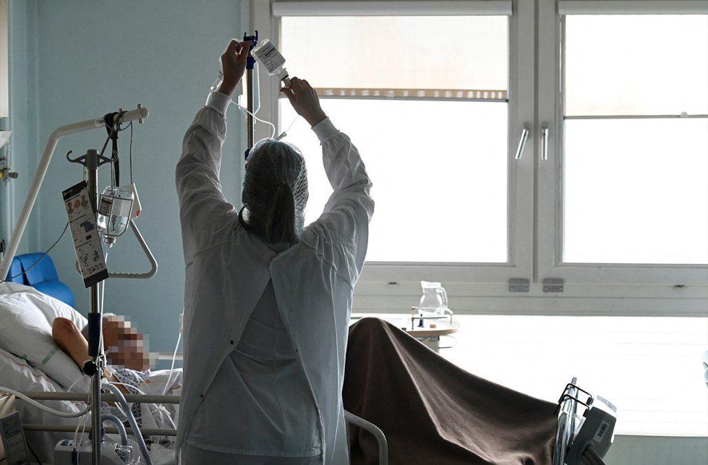 Hay 376 casos nuevos y baja a 5.119 la cantidad de personas con coronavirus