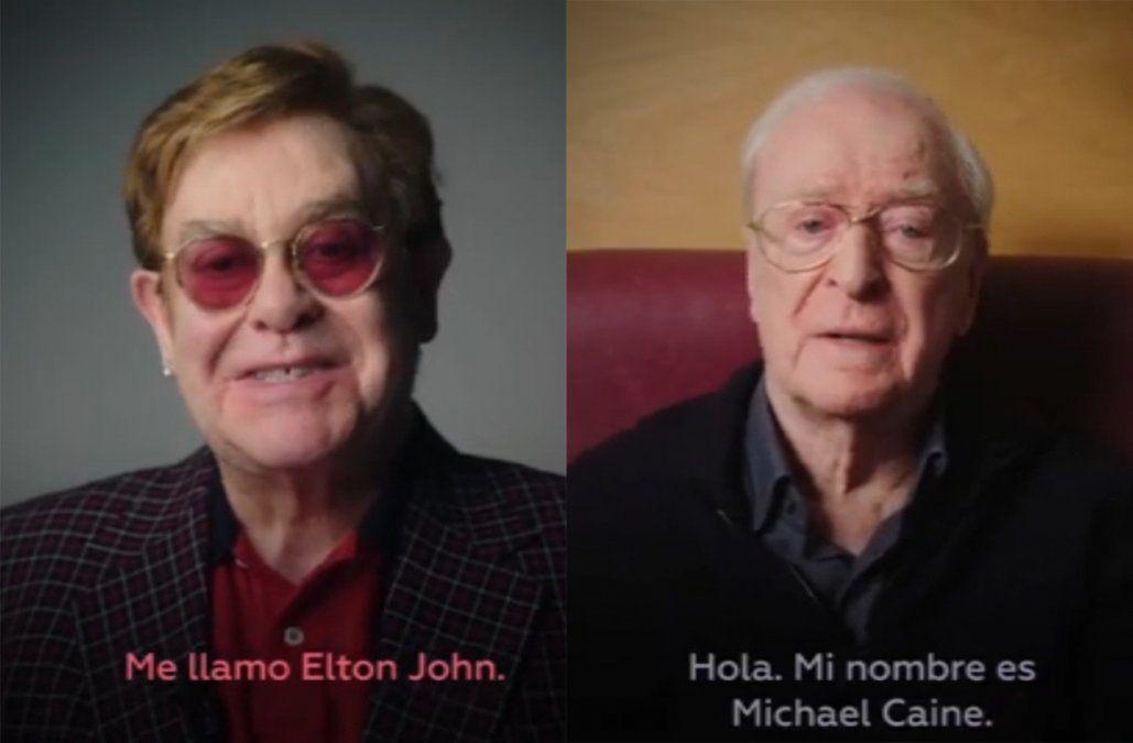 Estrellas de la música y el cine con mensajes para vacunarse