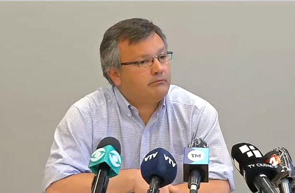 Director de Seguridad del Ministerio del Interior dio positivo de Covid-19