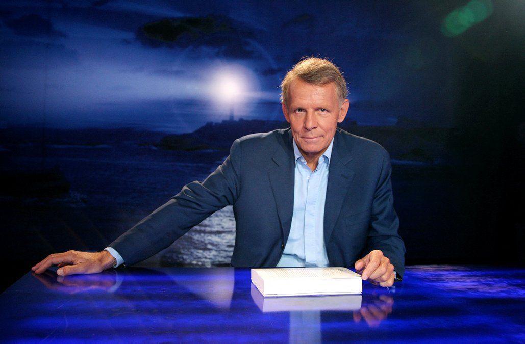 Abren investigación contra expresentador estrella de la televisión francesa por violación