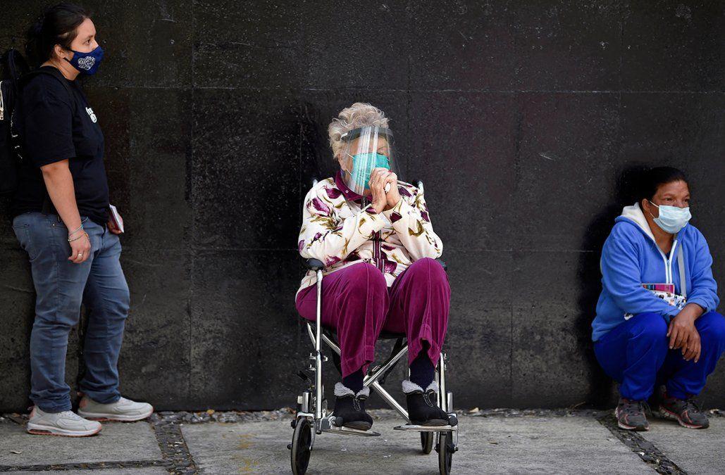 Coronavirus en Uruguay: hay 5.218 casos activos y cinco nuevos fallecidos